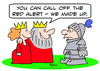 Cartoon: alert red king queen  made up (small) by rmay tagged alert,red,king,queen,made,up