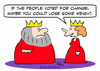 Cartoon: could lose weight voted change (small) by rmay tagged could,lose,weight,voted,change