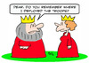 Cartoon: deployed the troops king (small) by rmay tagged deployed,the,troops,king