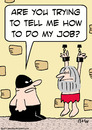 Cartoon: dungeon prisoner guard how do jo (small) by rmay tagged dungeon,prisoner,guard,how,do,job